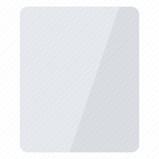 blank, document, empty, format, new, page, paper icon
