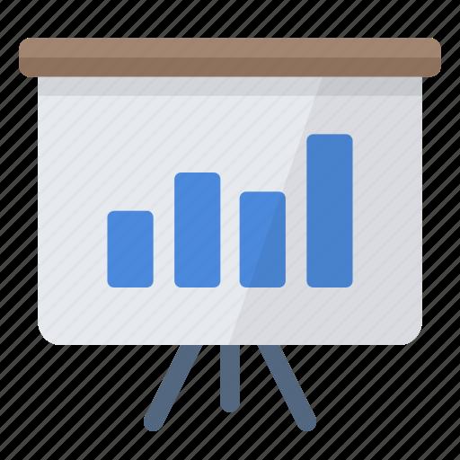 analysis, charts, dashboard, growth, presentation, statistic, statistics icon