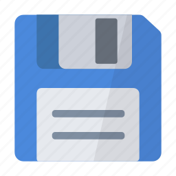 disk, diskette, file, files, save, storage icon