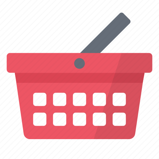 articles, basket, buy, cart, commerce, items, shopping icon