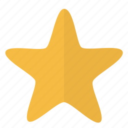 filled, happy, rating, satisfied, star, yellow icon