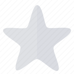 disappointed, empty, grayed, rating, star, unsatisfied icon