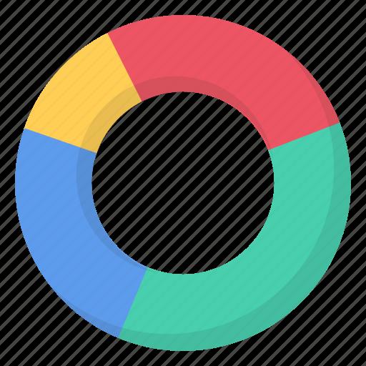 analysis, chart, circular, data, infographic, pie, statistics icon