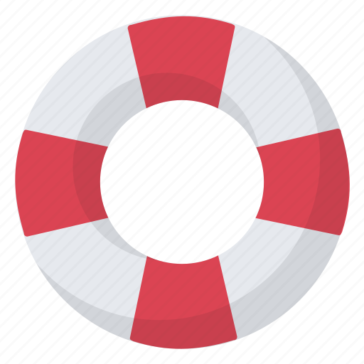 help, lifebelt, lifebuoy, protection, safety, secure, support icon