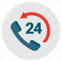 advice, call, help, productivity, support, telephone icon