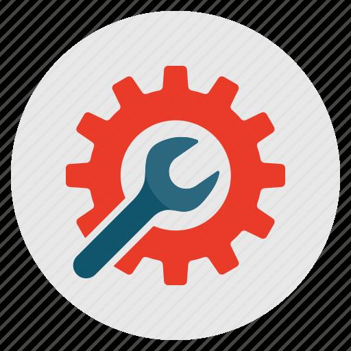 analytics, dashboard, efficiency, optimization, performance icon