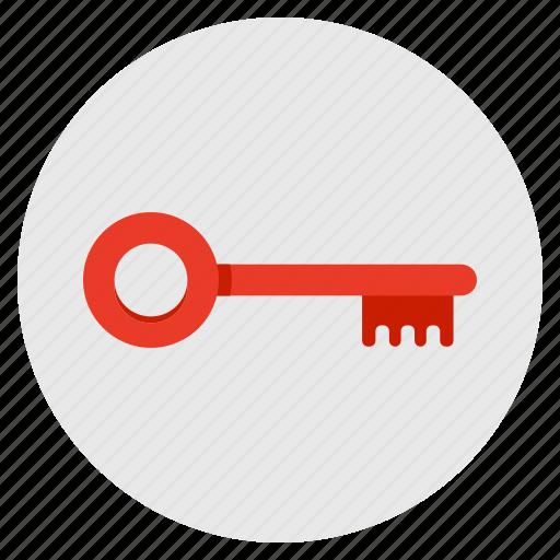 access, key, lock, safe, safety, unlock icon