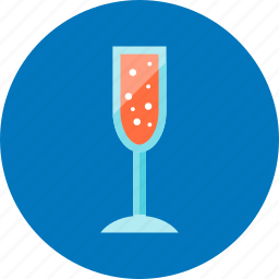 celebrate, champagne, cheers, drink, drinking, glass icon