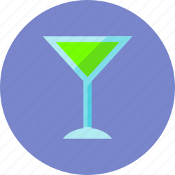 bar, cup, drink, drinking, martini, restaurant icon