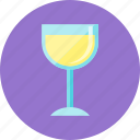 blanc wine, cheers, drink, glass, restaurant, wine icon