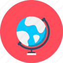 atlas, earth, education, geography, globe icon