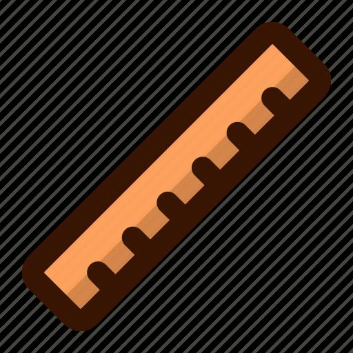 creative, design, measure, ruler, shape, tool icon