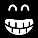 11, 256, simley icon