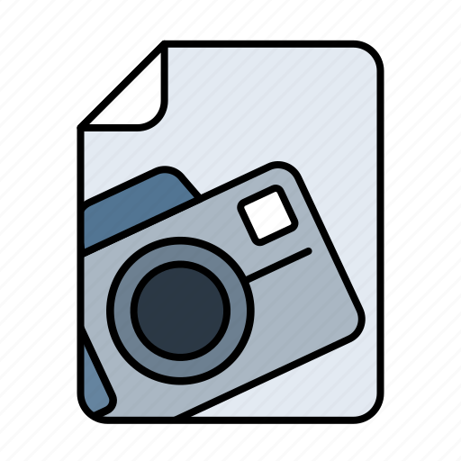 camera, canon, file, photo, picture, pictures icon