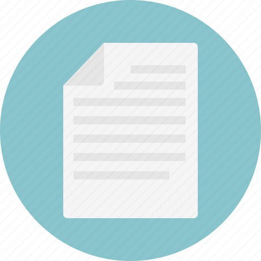 Doc, document, file icon - Download on Iconfinder