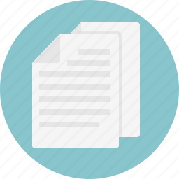 doc, document, files icon