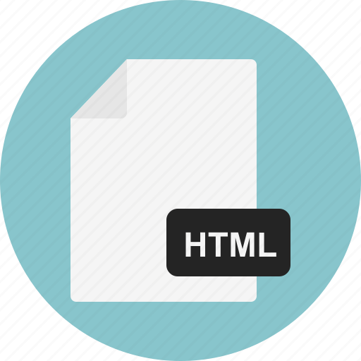 code, format, html icon