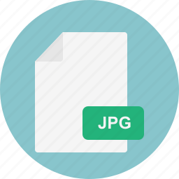 document, format, image, jpg icon