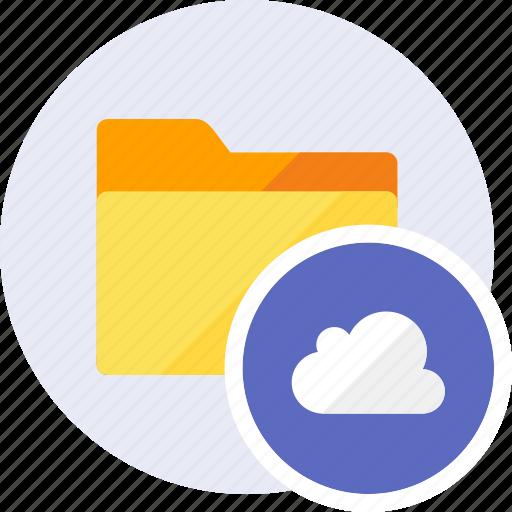cloud, cloudy, file, folder, forecast, rain, weather icon