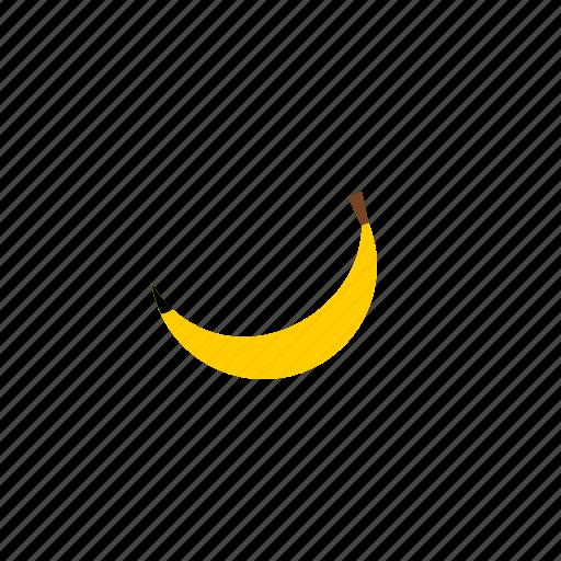 banana, fruit, vitamin b icon