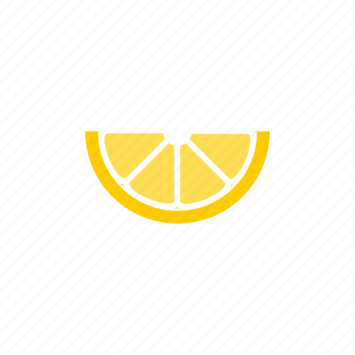 citrus, fruit, lemon, lemonade, slice, sour icon
