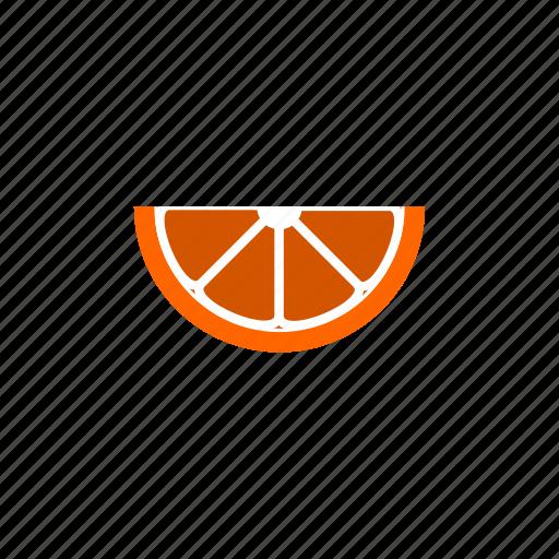 citrus, fruit, orangeslice, slice icon