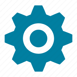 configuration, gear, options, repair, setting icon