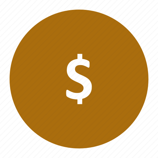 coin, connect, dollar, money, online, point icon