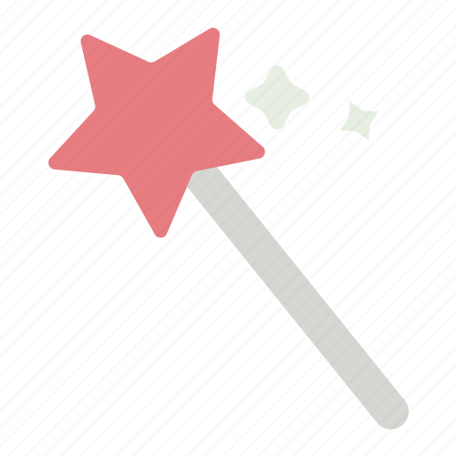 enhance, halloween, magic, modify, stick, wand, wizard icon