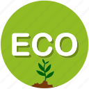 eco, garden, gardening, grass, nature, plant, tree icon