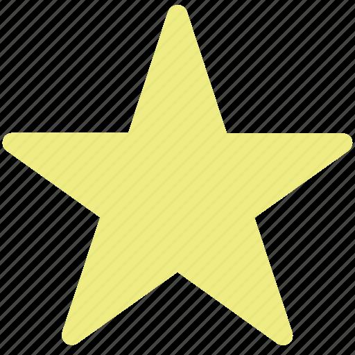 rising star, shooting star, star, starred icon