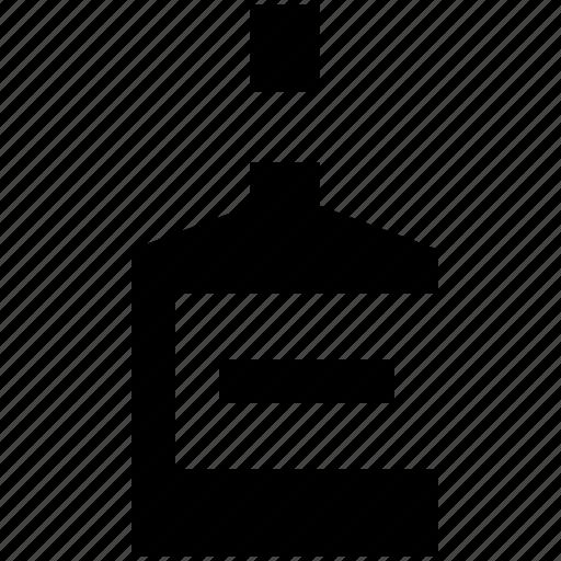 Alcoholic, bottle, brandy, cognac, drink, drinks, pub icon - Download on Iconfinder