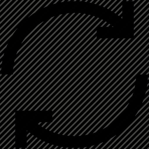 Arrow, load, loading, refresh, reload, restart, sync icon - Download on Iconfinder
