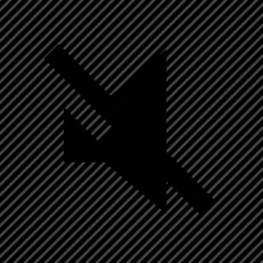 Mute, sound, speaker icon - Download on Iconfinder