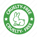 animal testing, cruelty, free, stamp, vegan, vegetarian