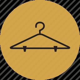 clothes, hanger icon