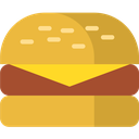 burger, cheeseburger, fastfood, hamburger, mcdonalds, meal icon