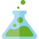 chemistry, experiment, flask, lab, laboratory, research, scince icon