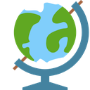 earth, global, globe, location, map, navigation, planet icon