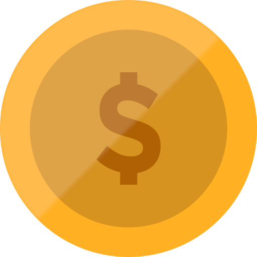 Bitcoin Cash Coin Currency Dollar Euro Finance Icon