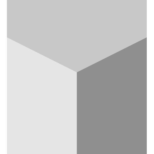 cube, line, logo, quadrate, shape, square icon