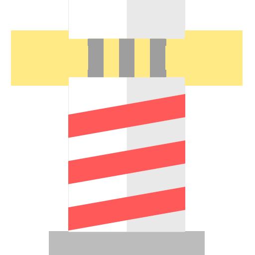 light, lighthouse, nautical, navigation, ocean, sea, shine icon