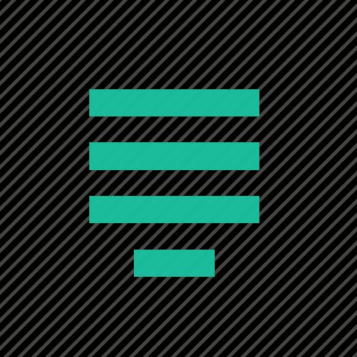 align, center, font, type icon