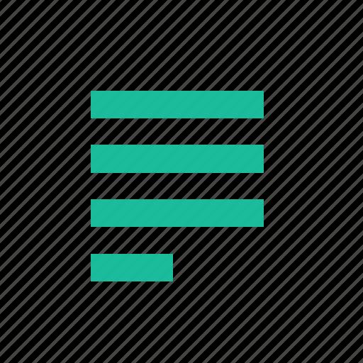 align, font, left, type icon