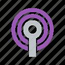 beacon, broadcast, coverage, radio, signal, transmit, wave, wifi