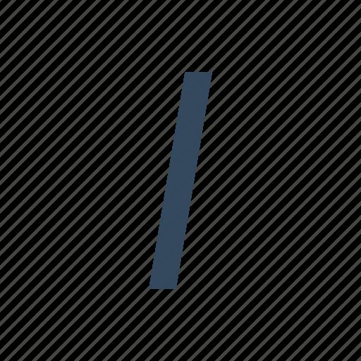 italic, type icon