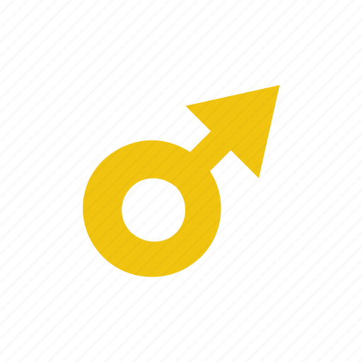gender, he, male, sign icon