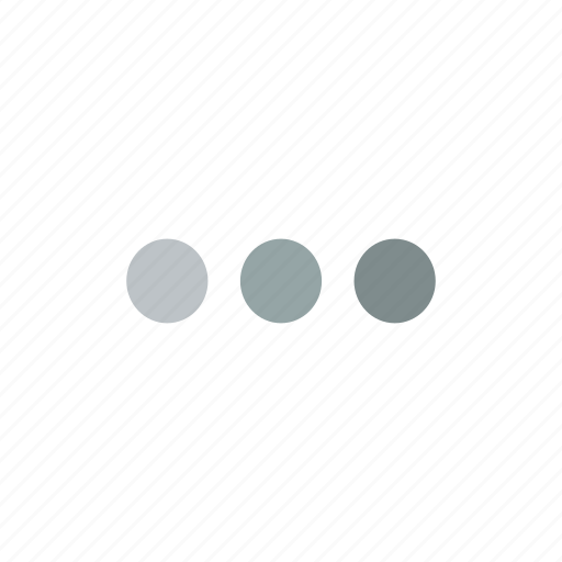 loading, more, progress icon