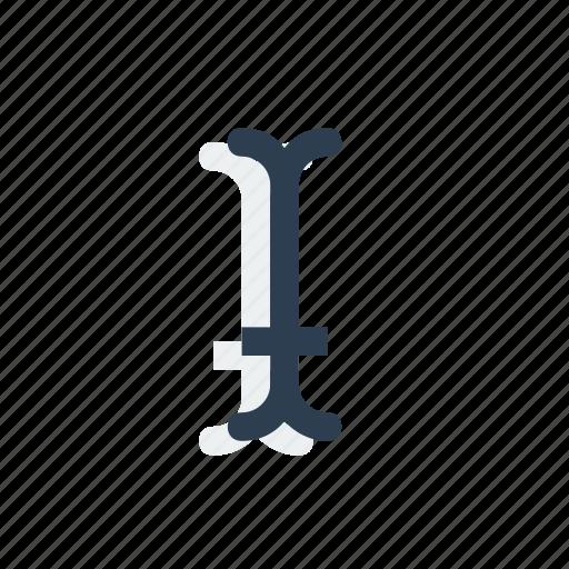 cursor, type icon