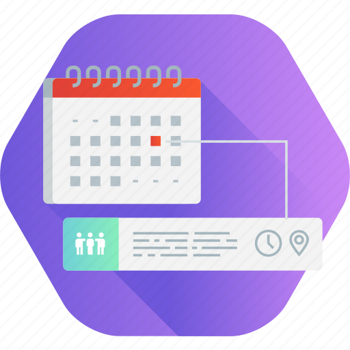 Calendar, event, management, news, task, time, tracking icon - Download on Iconfinder